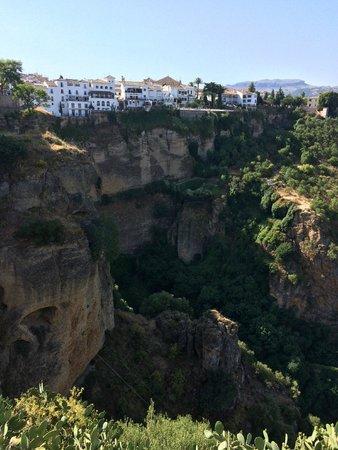 El Tajo de Ronda: El Tajo Gorge