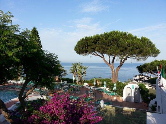 Parco Hotel Terme Villa Teresa: La piscina