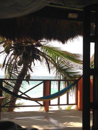 Nueva Vida de Ramiro: The view from our bed
