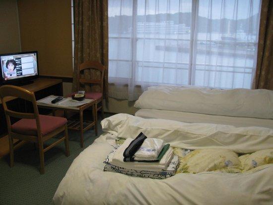 Hotel Urashima: 部屋