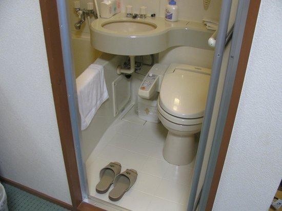 Hotel Urashima: バス、トイレ