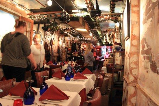 Da Marino Restaurant: view of thew bar