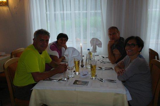 Hotel Bellavista: Bellissima cena