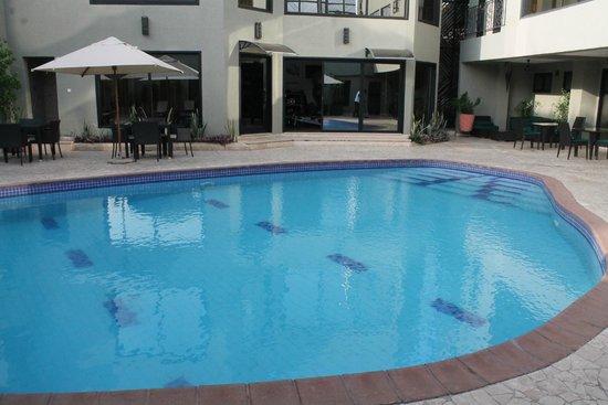 Villa Monticello: Pool