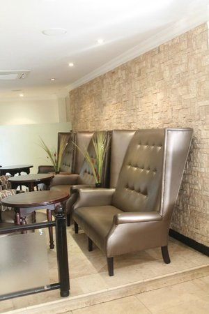 Villa Monticello: Lounge