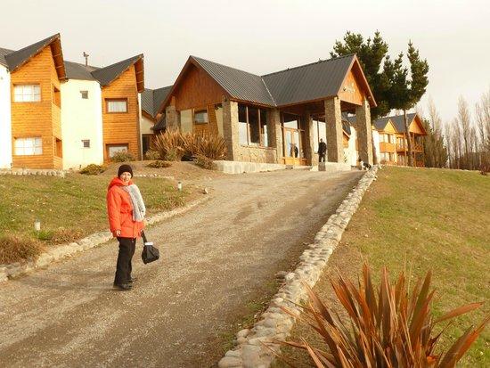 Hotel Mirador del Lago: frente