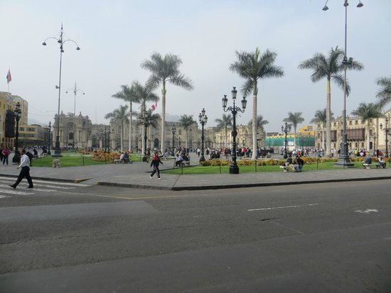 Plaza de Armas (Plaza Mayor): Plaza de Armas Lima