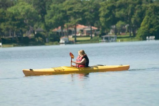 "Adventures in Florida: My ""kayaking isn't my thing"" girl who loved it."