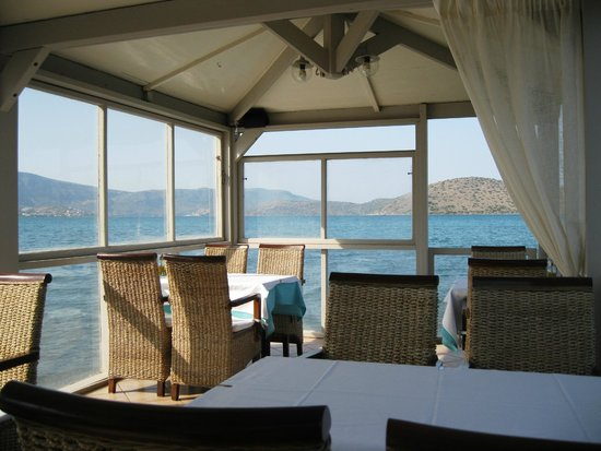 The Blue Sea Restaurant