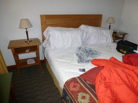 Hotel Mirador del Lago: habitacion