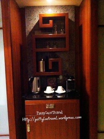 Sheraton Grande Taipei Hotel: Nespresso