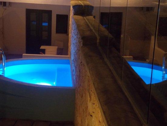 Iliada Hotel : Iliada Jacuzzi