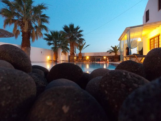 Iliada Hotel : Iliada pool