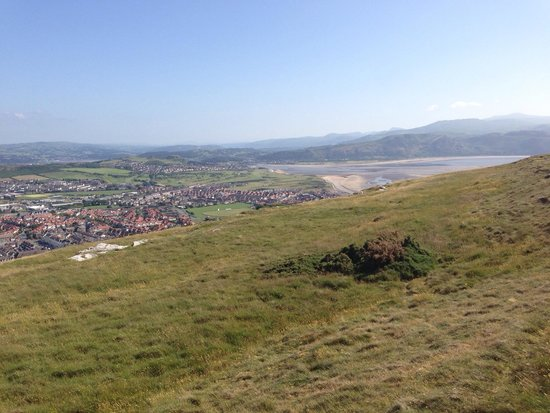 Another great orme summit view