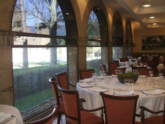 Hotel Xabier: Restaurante Xabier
