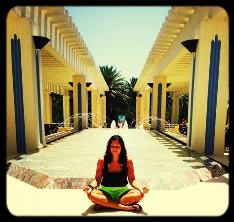 Otium Hotel Seven Seas : Relaxing