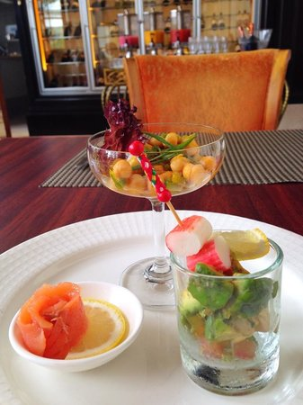 The Danna Langkawi : Breakfast