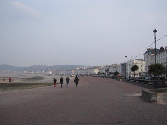 Promenade: 広いな〜