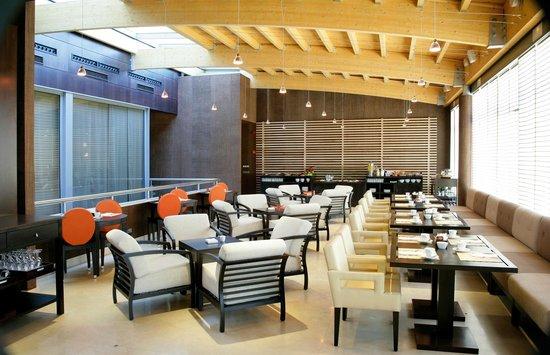 NH Alcorcon: Restaurant