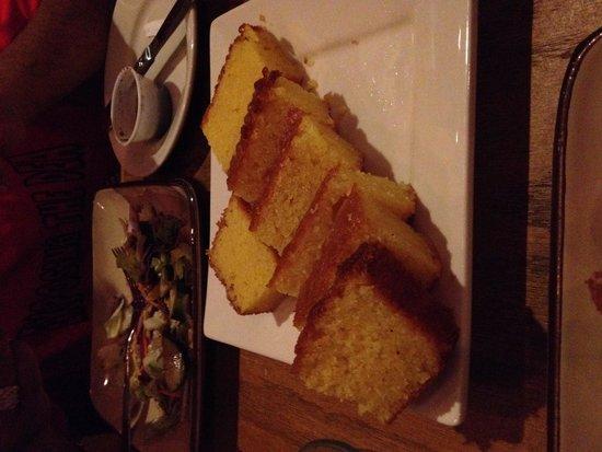 Kelsey's: Cornbread!!