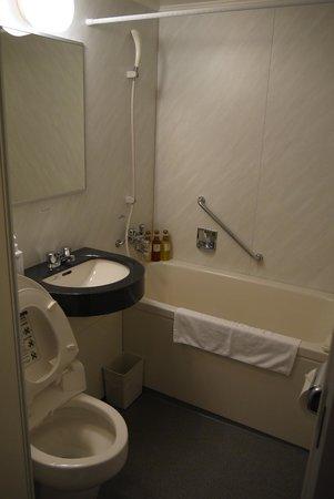 Hotel MyStays Kyoto Shijo: 衛浴