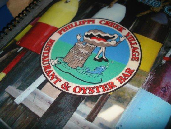 Phillippi Creek Village Restaurant & Oyster Bar : Coat of Arms