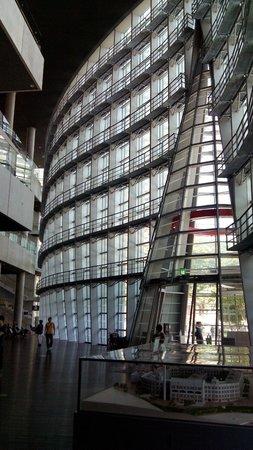 The National Art Center, Tokyo: Entrada al Museo