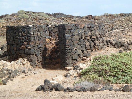 Parque Natural de Corralejo: piccole fertezze