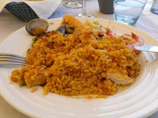 Rocamar : Mixed paella