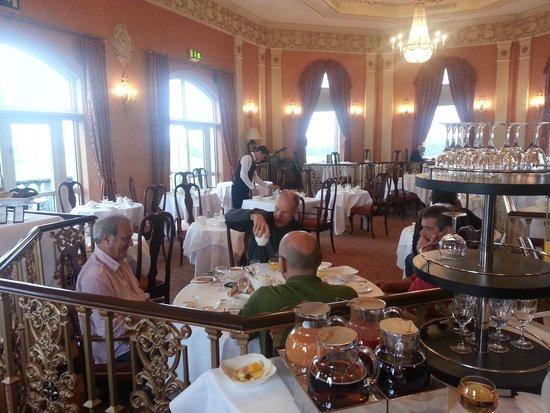 Glenlo Abbey Hotel: Breakfast