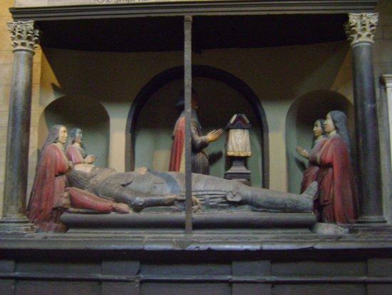 Saint Patrick's Cathedral: graf tombe