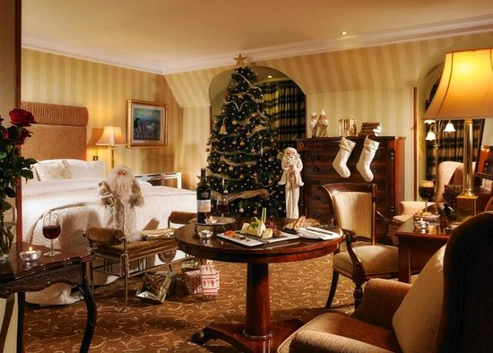 Hayfield Manor Hotel : Christmas in Hayfield Manor