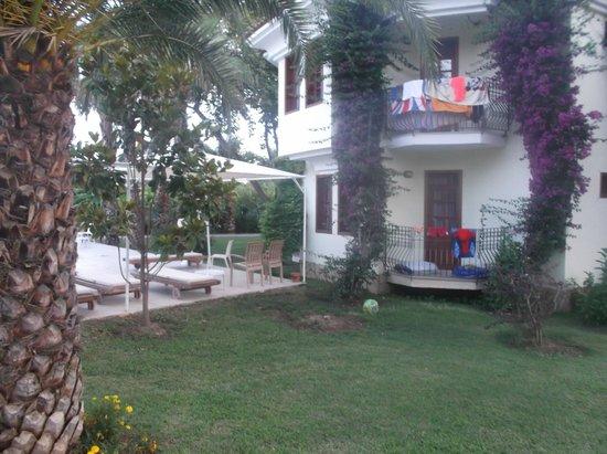 Club Tuana Fethiye: Park hotel
