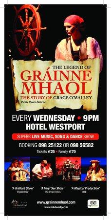 The Legend of Grainne Mhaol: The Legend of Gráinne Mhaol