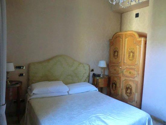 Hotel Turner: Comfortable bed