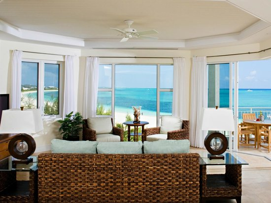 West Bay Club Living Room