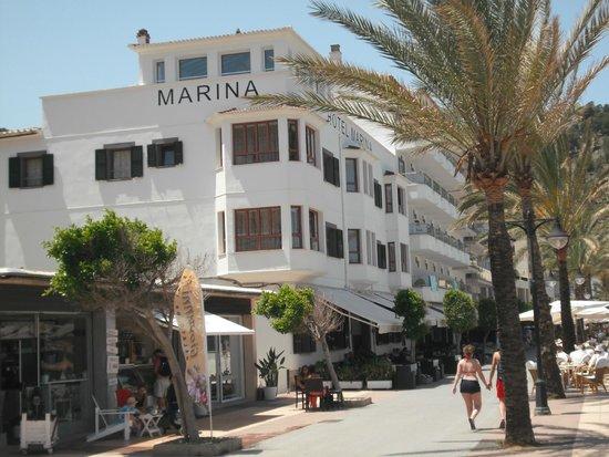 Hotel Marina: hotel