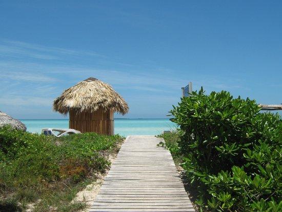 Sol Cayo Guillermo: Magnificent beach