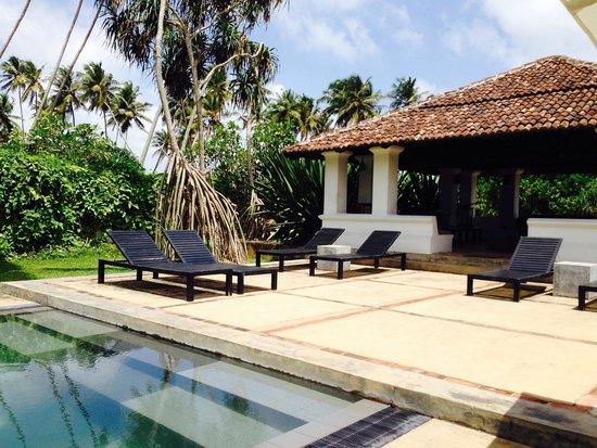 Paradise Road The Villa Bentota: Chilling :)