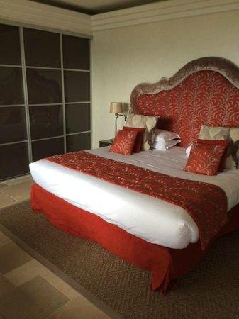 Hotel La Perouse: Bedroom