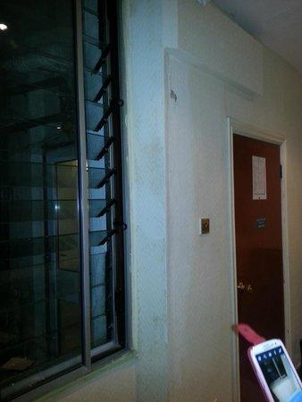 Apollo Hotel - Bayswater: La ventana