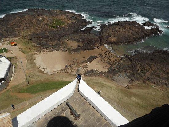 Farol da Barra Beach : VISTA DESDE EL MIRADOR