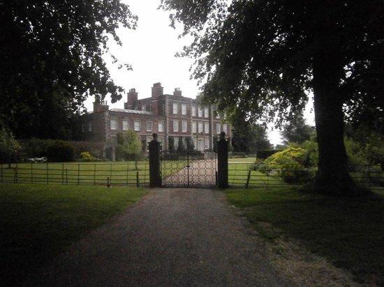 Gunby Hall and Gardens: Gunby Hall