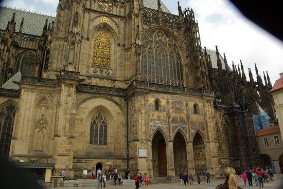 Veitsdom (Chram svatého Víta): la cathédrale
