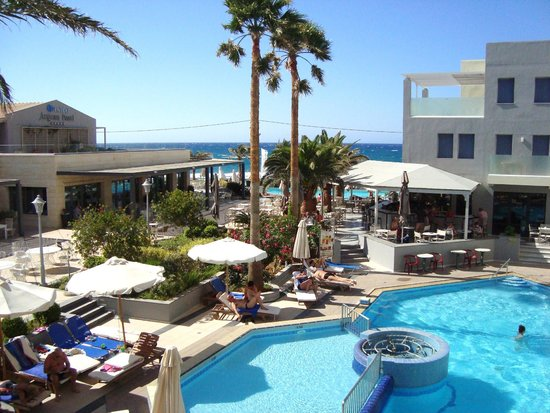 SENTIDO Pearl Beach : View from the room