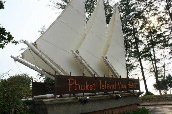Phuket Island View : โรงแรม