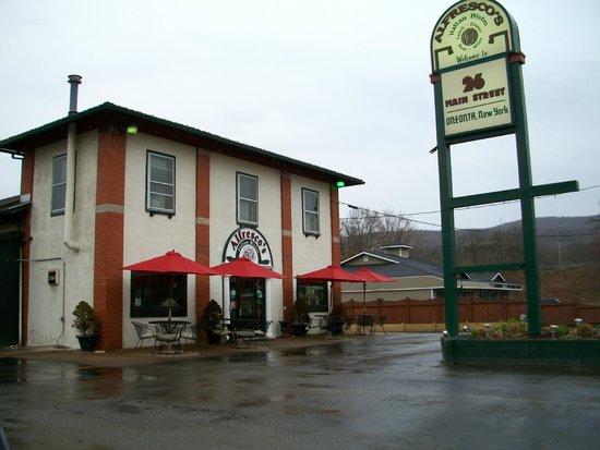 Italian Restaurants In Oneonta New York