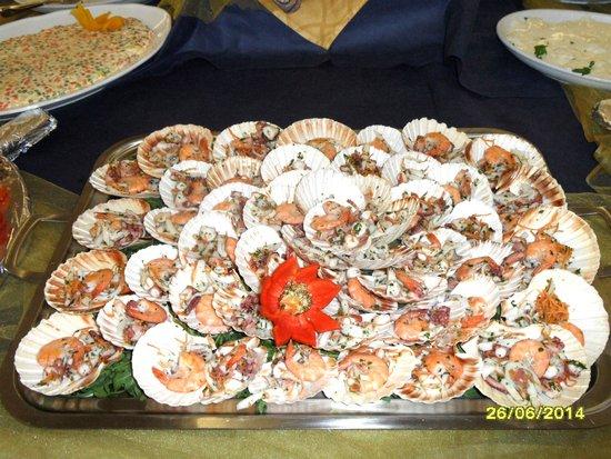 DaSamo Hotel : Gala Dinner