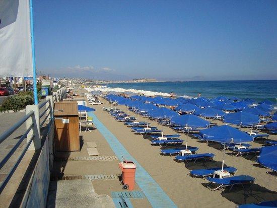 SENTIDO Pearl Beach: Fine swiming beach