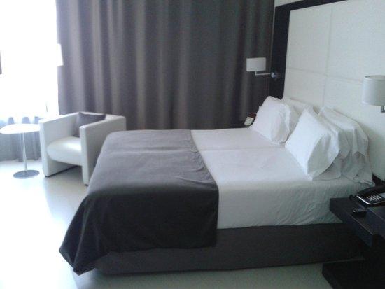 Hotel Porta Fira: Dormitorio